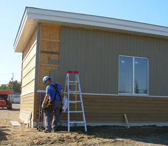 Construction - Été 2008