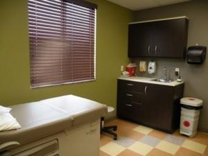 Bureau de médecin